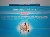 Sims and the City