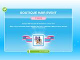 Boutique Hair Event