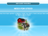 Need For Steed