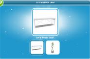 Let's Never Leaf