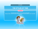 The Styles of Time