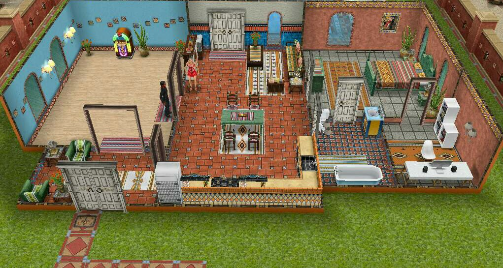Prize Houses The Sims Freeplay Wiki Fandom