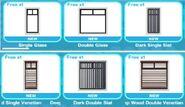Sleek Window Pack