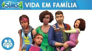 The_Sims_4_Vida_em_Família_Trailer_Oficial