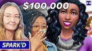 3 Pro Sims Players Win $100,000 Playing The Sims 4 • Spark'd Ep