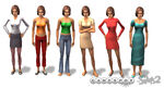 The Sims 2 Render 16