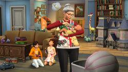 Babás Anúncio The Sims 4.jpg