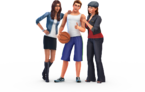 The Sims 4 Render 07