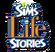 Logo The Sims Histórias da Vida.png