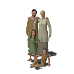 Família Amin
