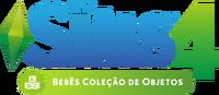 Logo The Sims 4 Bebês (Primeira Versão)