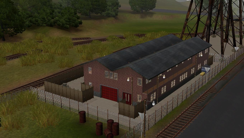 Centro Ferroviário Industrial