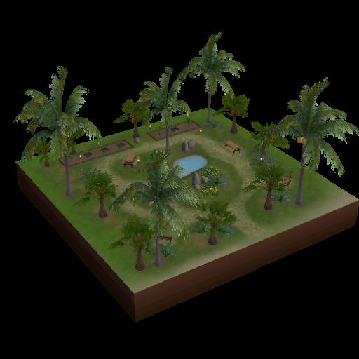 Parque e Jardim do Paraíso