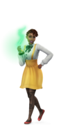 The Sims 4 - Reino da Magia (Render 2)