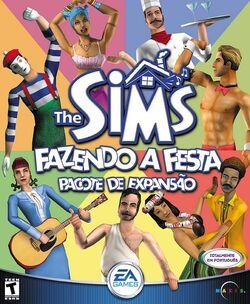 Capa The Sims Fazendo a Festa.jpg