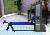 Máquina de Exercícios TS3