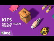 The Sims 4 Kits- Trailer Oficial de Anúncio