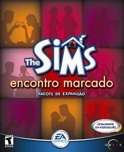 Capa The Sims Encontro Marcado.jpg