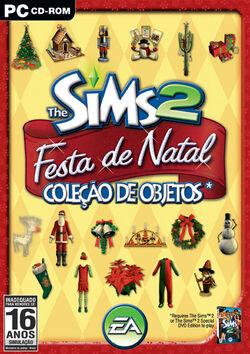 Capa The Sims 2 Festa de Natal.jpg