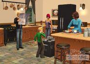 The Sims 2 - Cozinhas & Banheiros Design de Interiores (6)