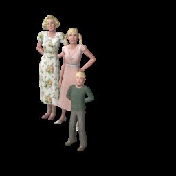 Família Jones (Roaring Heights)