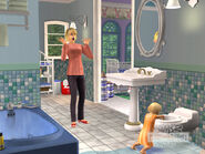 The Sims 2 - Cozinhas & Banheiros Design de Interiores (7)