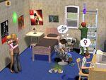 The Sims 2 Beta 18