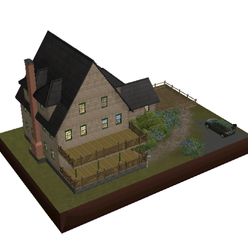 Casa no Gramado