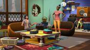 The Sims 4 - Dia de Lavar as Roupas (3)
