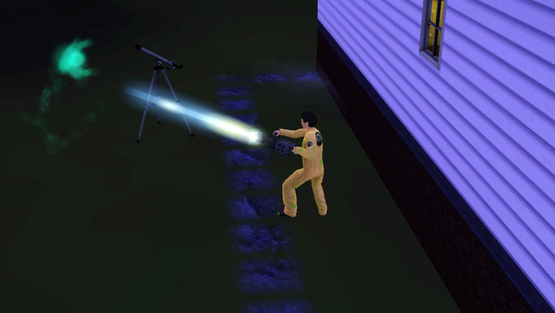 Profissão Caça-Fantasmas