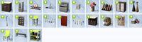The Sims 4 - Cozinha Maneira - Itens (2)
