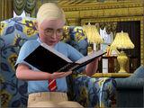 Malcolm Quero-Tudo-Que-É-Seu (The Sims 3)
