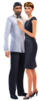 The Sims 4 Render 16