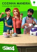 The Sims 4 Cozinha Maneira Capa