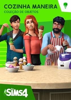 Capa The Sims 4 Cozinha Maneira.png
