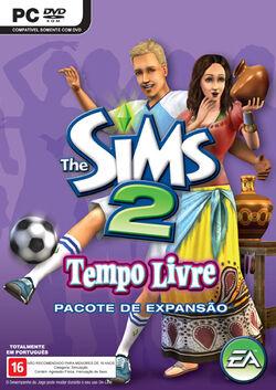 Capa The Sims 2 Tempo Livre.jpg