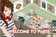 Tema - Paris - The Sims Social