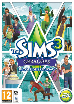 Capa The Sims 3 Gerações.jpg