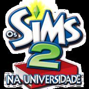 Logo Os Sims 2 Na Universidade