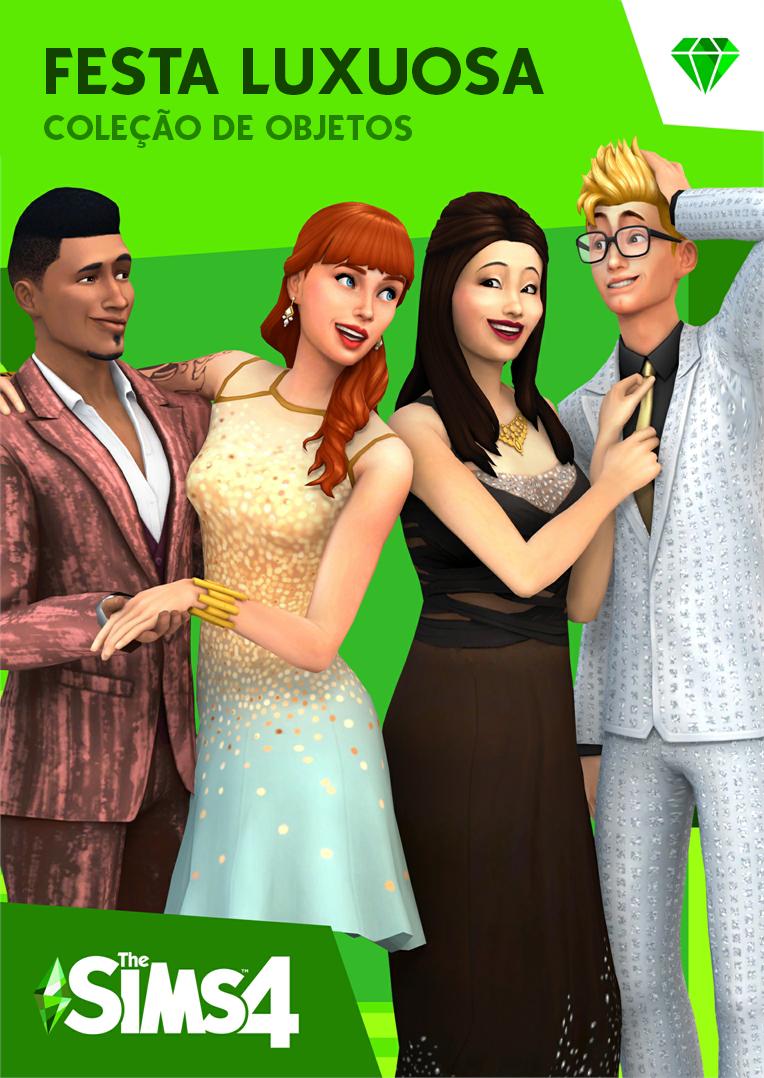 The Sims 4: Festa Luxuosa