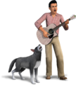Artwork The Sims 3 Pets 18