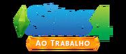 Logo The Sims 4 Ao Trabalho (Primeira Versão)