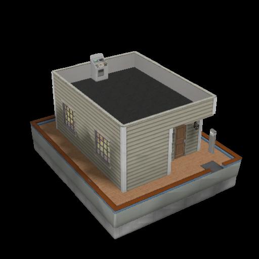 Casa Flutuante Feliz
