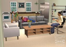 The Sims 2 - Lar IKEA (4)