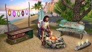 The Sims 3 Ilha Paradisíaca Edição limitada 01