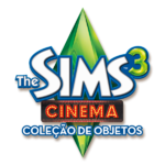 Logo The Sims 3 Cinema.png