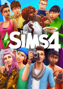 The Sims 4 (nova capa).png