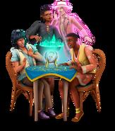 The Sims 4 Sobrenatural (Render 1)