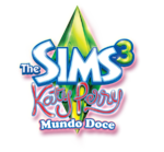 Logo The Sims 3 Katy Perry Mundo Doce.png