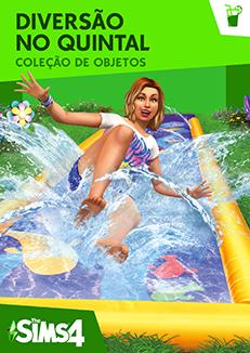 Capa The Sims 4 Diversão no Quintal.png